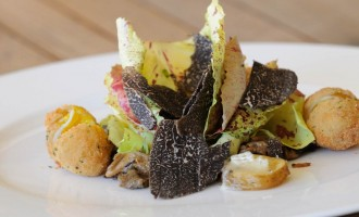 Frisée Salad of Black Truffles-Optimized